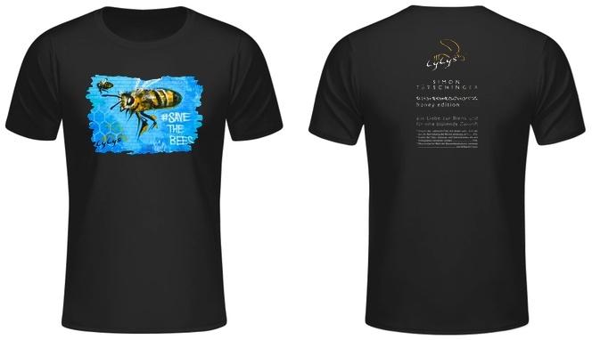 Bienenschutz T-Shirt